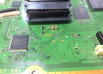 PlayStation 3 Super Slim диск дергается но не читается