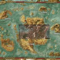 Ведьмак 3: Кровь и Вино — размеры Туссента не уступят всем островам Скеллиге