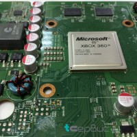 Xbox 360 Slim RROD 0023 (trinity материнская плата)