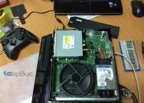 Не запускает игровые диски Xbox One