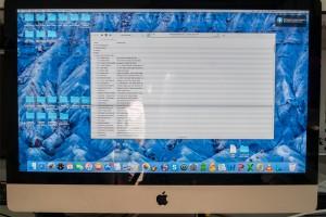 Ремонт моноблока  Apple iMac A1312