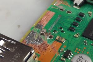 Sony PlayStation 4 включается и сразу отключается, замена HDMI разъёма