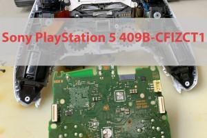 Джойстик Sony PlayStation 5 не включается [409B-CFIZCT1]