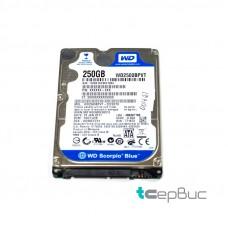 Жёсткий диск WD WD2500BPVT-22ZEST0