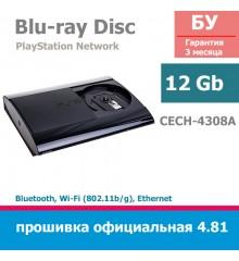 Консоль PlayStation 3 12Gb Super slim [CECH-4308A]