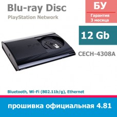 Консоль PlayStation 3 12Gb Super slim [CECH-4308A]