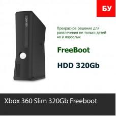 Консоль Xbox 360 Slim 320Gb [FR]