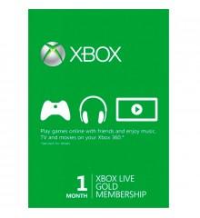 Microsoft Xbox Live Gold 1 месяц