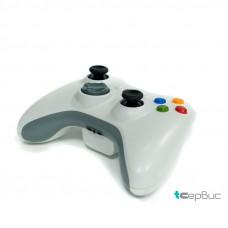 Джойстик Xbox 360 Microsoft Беспроводной белый [X801769-009]