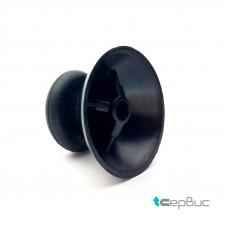 Пластиковый грибок для джойстика Xbox 360, чёрный
