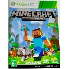 Minecraft Xbox 360 Edition [ENG, PEGI 6+]