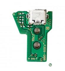 Плата зарядки / синхронизации джойстика Sony PlayStation 4 (Green, JDS-055)