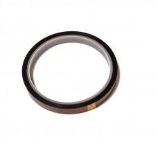 Полиимидный скотч (термоскотч) 10мм х 33м односторонний