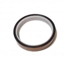 Полиимидный скотч (термоскотч) 15мм х 33м односторонний