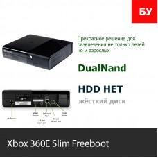 Игровая консоль Xbox 360E Slim DualNand