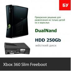 Игровая консоль Xbox 360 Slim 250Gb DualNand