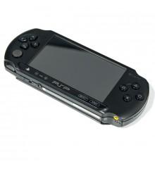 Игровая консоль Sony PSP-E1008 чёрная