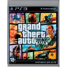 Grand Thert Auto V PlayStation 3
