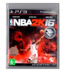 Sony PlayStation 3 NBA 2K16