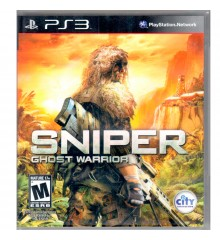Sony PlayStation 3 Sniper Ghost Warrior