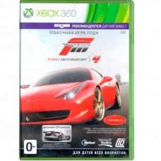 Microsoft Xbox 360 Forza Motorsport 4
