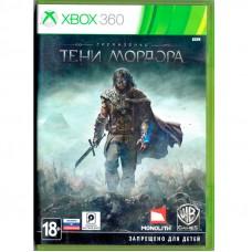 Microsoft Xbox 360 Средиземье: Тени Мордора