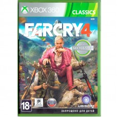 Microsoft Xbox 360 Far Cry 4
