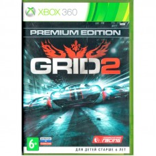 Microsoft Xbox 360 GRID 2 Premium Edition