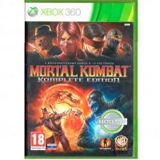 Microsoft Xbox 360 Mortal Kombat Komplete Edition