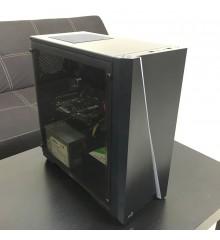 Системный блок Intel Core i3-8100, GTX1060, DDR4, SSD WD 240Gb