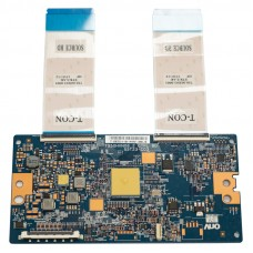 Плата T_CON Sony T550HVN08.2 CTRL BD 55T23-C03