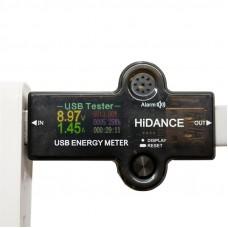 USB тестер HiDANCE J7-H Bluetooth