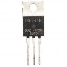 IRLZ44NPBF, Транзистор, N-канал 55В 47А logic [TO-220AB]
